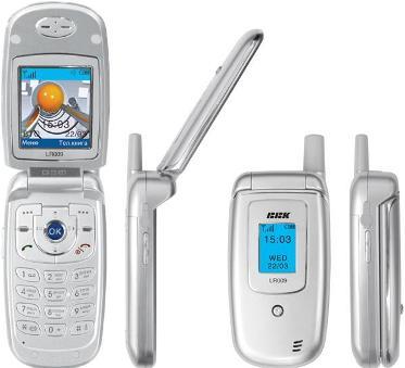Руководство по эксплуатации мобильный телефон BBK LR009.