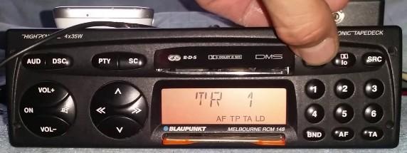 Blaupunkt Melbourn RCM 148