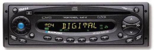 Руководство по эксплуатации радиоприемник с проигрывателем компакт-дисков Blaupunkt Acapulco RDM 168 и Sevilla RDM 168
