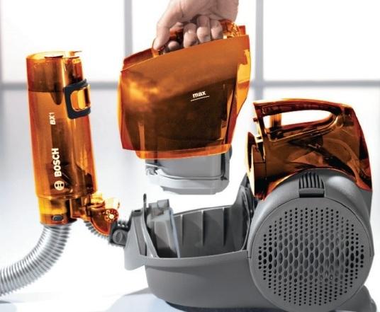 Инструкция пользователя пылесос Bosch BX1.