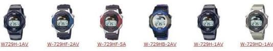 Инструкция по эксплуатации наручные часы CASIO модуль №1822