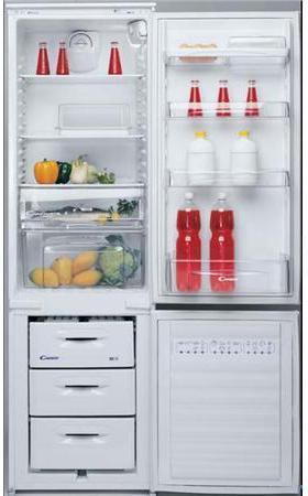 Инструкция по эксплуатации встраиваемый комбинированный холодильник Candy CIC 324 A, Candy CIC 325 AGVZ.