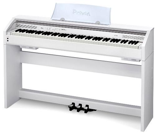 Инструкция по эксплуатации синтезатор звука Casio PX-750 Privia