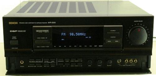 Denon AVR-3000