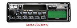 Мануал на русском языке автомагнитола Denon DCR-830RD