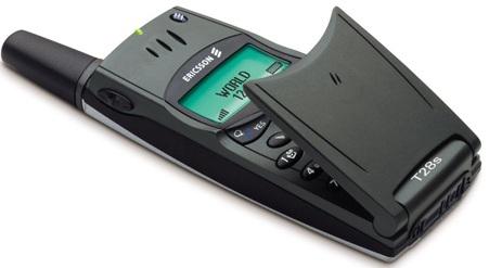 Инструкция пользователя телефон Ericsson T28 World.