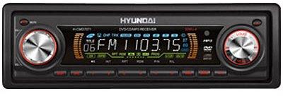 Руководство по эксплуатации DVD/CD/MP3 ресивер Hyundai H-CMD7071 и CD/MP3 ресивер Hyundai H-CMD8043.
