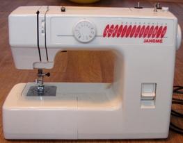 Инструкция по эксплуатации швейная машина JANOME JD-1818.