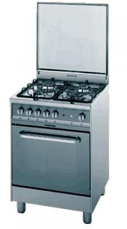 Инструкция пользователя комбинированная кухонная плита Ariston CP 647 GT.