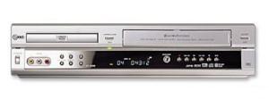 Инструкция по эксплуатации DVD проигрыватель-магнитофон LG DC600W.