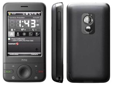 Руководство по эксплуатации коммуникатор HTC P3470.