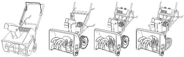 Инструкция по эксплуатации шнекороторного снегоочистителя  Karcher STH 953, Karcher STH 5.56, Karcher STH 8.66, Karcher STH 10.66 С.