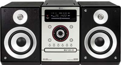 Инструкция по эксплуатации аудиосистема Hi-Fi LG XC-U102.