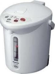 Инструкция по эксплуатации электрический термопот Panasonic NC-EM30P/NC-EM40P.