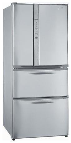 Инструкция по эксплуатации холодильник Panasonic ТК-D511XR.