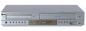 Инструкция по эксплуатации проигрыватель DVD/видеомагнитофон LG DC475.