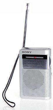 Инструкция по эксплуатации радио Sony ICF-S22.