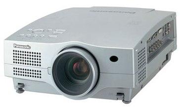 Инструкция по эксплуатации жидкокристаллический проектор Panasonic PT-L780NTE/PT-L780E.