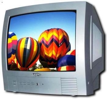 Инструкция по использованию цветного телевизора Sanyo C14-14R.