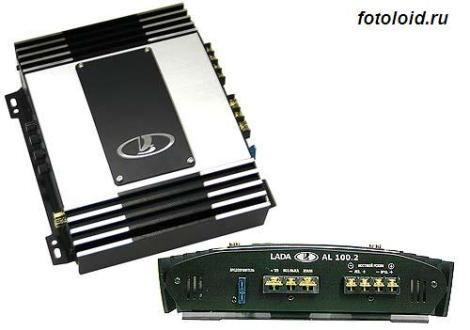 Инструкция по подключению и эксплуатации автомобильный усилитель Lada AL-100.2/100.4.