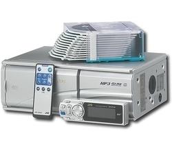 Руководство проигрыватель-автомат компакт дисков JVC CH-X1500/X550