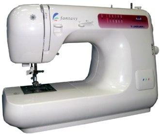Инструкция по эксплуатации швейная машина Jaguar Fantasy 970/971/972/976//977/979.