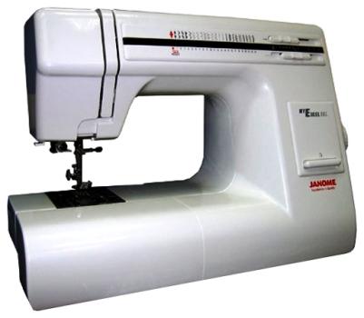 Руководство по эксплуатации швейная машина Janome Myexcel  23L/18W/23X и Janome Myexcel 23X/MX3123/18WMW3018 Limited Edition.