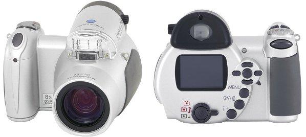 Руководство по эксплуатации фотоаппарат Konica Minolta Dimage Z10.