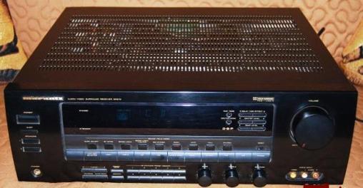 Инструкция по эксплуатации аудио-видео ресивер MARANTZ SR-670