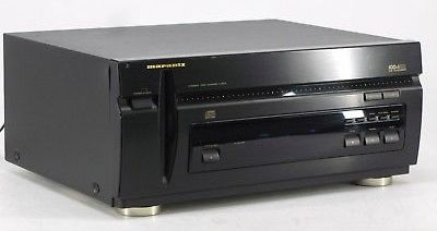 Инструкция пользователя проигрыватель с автоматической сменой компакт дисков Marantz CC870