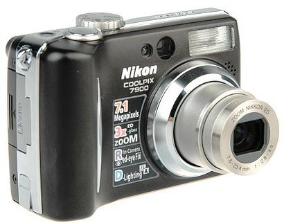 Инструкция пользователя фотоаппарат Nikon Coolpix 5900 и Nikon Coolpix 7900