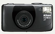 Инструкция по эксплуатации фотокамера Nikon ZOOM 310 и ZOOM 310 QD