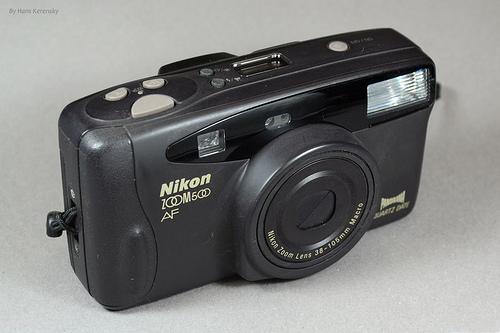 Инструкция по эксплуатации фотоаппарат Nikon ZOOM 500 и Nikon ZOOM 500 QD
