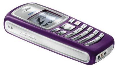 Руководство по эксплуатации телефон Nokia 2100.