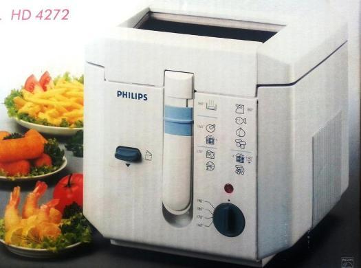 Инструкция пользователя фритюрница PHILIPS HD 4270-72