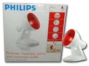 Инструкция пользователя устройство инфракрасного излучения PHILIPS HP 3616