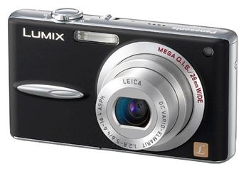Инструкция по эксплуатации цифровая фотокамера Panasonic DMC-FX30 Lumix.