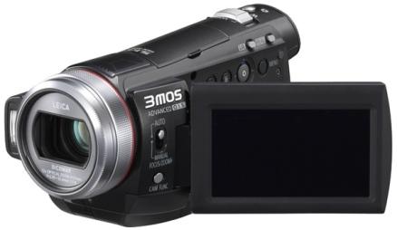 Инструкция по эксплуатации HD видеокамера Panasonic HDC-SD100EEK