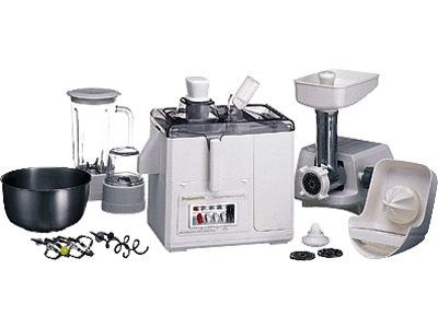 Инструкция по эксплуатации кухонный комбайн Panasonic MK-8710P.