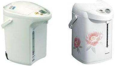 Инструкция по эксплуатации термо-чайник Panasonic NC-PF30 и Panasonic NC-30HP