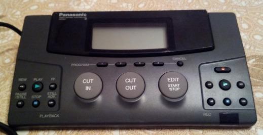 Инструкция по эксплуатации пульт дистанционного управления Panasonic VW-EC1E