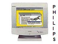Инструкция пользователя 15' цифровой монитор Philips Brilliance 105