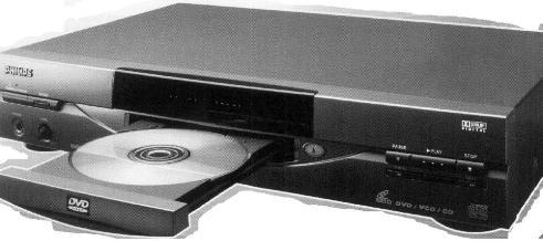 Инструкция пользователя DVD видео плеер Philips DVD 820