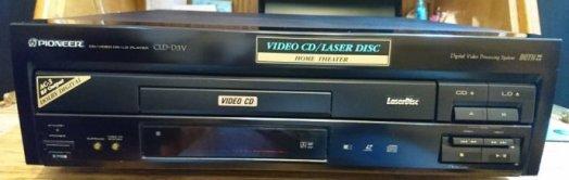 Инструкция пользователя проигрыватель CD/VIDEO CD/LD дисков Pioneer  CLD-D3V
