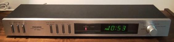 Мануал на русском языке цифровой аудио таймер Pioneer DT-555