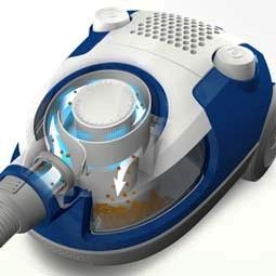 Руководство по эксплуатации пылесос Electrolux Accelerator Bagles.
