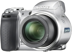 Руководство пользователя и устранение неисправностей фотоаппарат Sony DSC-H2 Cyber-Shot Digital Still Camera.