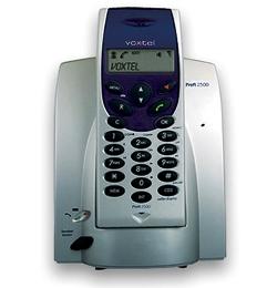 Руководство пользователя радиотелефон VOXTEL Profi 2500.