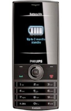 Руководство пользователя телефон Philips Xenium X501.