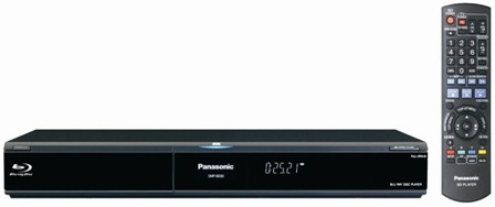 Руководство по эксплуатации Blu-ray проигрыватель Panasonic DMP-BD30.